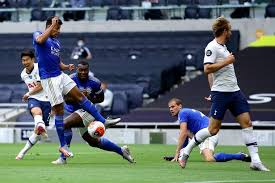 Leicester city 2 tottenham hotspur 4. Former Referee Delivers Verdict On Tottenham Opening Goal Var Controversy Vs Leicester City Football London