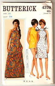 Butterick 4379 Vintage Sewing Patterns Fandom Powered By Wikia
