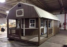 tiny house shed. Brilliant Shed Converting Shed Into Tiny House Prefab Style In U