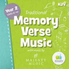 In the afternoon, fill in the blanks of today's verse daily and try to see if you remember today's bible verse. Scripture Memory Songs Answers Bible Curriculum