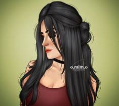 20+ Girls pictures ideas | girly m, girly art, girl drawing
