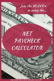 Paycheck Deductions Calculator Free Online Paycheck Calculator Inspirational Blogs