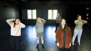 Local shows, like Canberra Youth Theatre's Normal, get main-stage ...