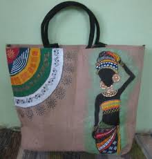 bags by vine hand painted tote bags guest blog