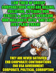 Image result for corporate political corruption
