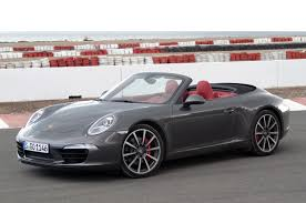 2012 Porsche 911 Cabriolet [w/video] - Autoblog