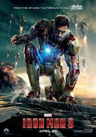 Iron Man 3  ( El Hombre de Hierro 3) (2013)