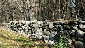 building a new england stone wall