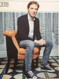 The best fan source for domhnall. Uk Culture Magazine September 2018 Domhnall Gleeson Glenn Close John Yourcelebritymagazines
