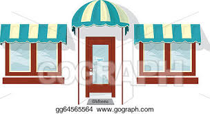store window clipart. Simple Clipart Store Front Door And Windows Intended Window Clipart S