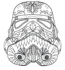 Day Of The Dead Coloring Pages To Download Free Jokingartcom Day