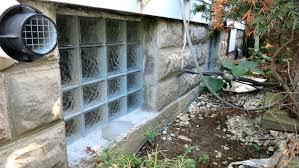 glass block window installation for a basement window cost to install glass block windows in basement