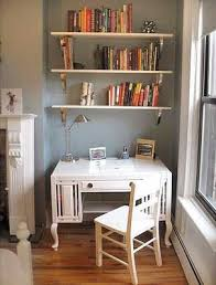 small home office decor. Choosing An Appropriate Color For The Small Home Office Decor L