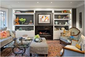 gray living room accent wall fireplace accent wall color