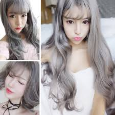 Us 458 Grijs Haarverf Rokerige Grijze Punk Stijl Haarkleuring Natuurlijke Plantaardige Mode Haarverf Lichtgrijs Kapsel Crème Voor Mannen Vrouwen