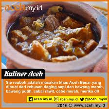 Resep pepes ikan (eungkot payeh) khas aceh resep dan cara membuat pepes ikan khas aceh. Sie Reuboh Kuliner Khas Aceh Yang Tiada Dua Aceh My Id