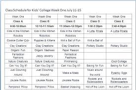 Class Schedule Template Online Student Class Schedule Maker Mini Calendar Template Monthly