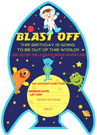 Space Party Invitation Free Saasouter Space Robot Party Printables Outer Space