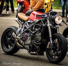 resultado de imagen para ducati monster cafe racer moto
