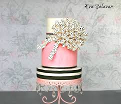 nice pink baby shower cake on pink chandelier cake stand by ont about pink chandelier boutique