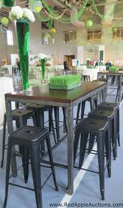 Best Auction Layout Tables Images On Pinterest - School dining room tables