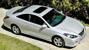 Toyota Camry Solara Sport Coupe '06 2006–09 2008 - YouTube