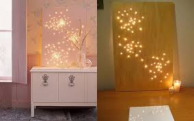 wall art lighting ideas. view in gallery light bright constellation diy wall art lighting ideas e