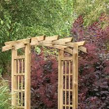 forest ryeford garden arch pressure