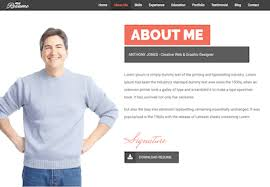 How To Make A Personal Resume Website From A Wordpress Theme By