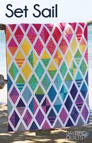 The Latest Jaybird Quilts Pattern: Set Sail! | Jaybird Quilts &  Adamdwight.com
