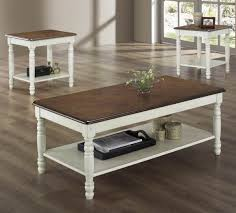 Antique White Coffee Tables Cottage Coffee Table White Coffetable