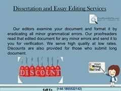 Dissertation editing services online   Custom Writing Service Blog     Best UK dissertation com Mba essay editing service online hibridaarsdaleddns Free Essays and