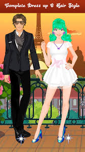 screenshot 8 for first date makeover spa dress up free games for
