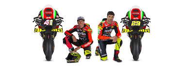 2020 Aprilia Racing Team Gresini - Gresini Racing