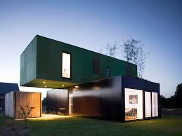 great architecture houses. Fine Architecture The Crossbox House From Shipping Containers Eco Intended Great Architecture Houses