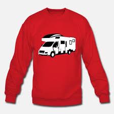 motor home cer motor home crewneck sweatshirt