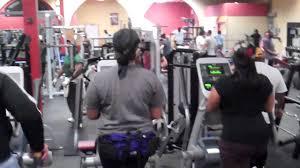 colosseum gym monday night 2 7 11