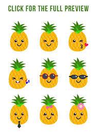 cute pineapple. cute pineapple l