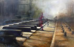 piano2008 painting portfolio piano