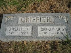 "Gerald Francis ""Judd"" Griffith (1913-1998) - Find A Grave Memorial"