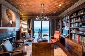 masculine office. masculine interior design office