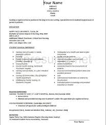 Lpn Resume Sample Custom Lpn Resume Sample From 28 Best Rn Resume Images On Pinterest Free