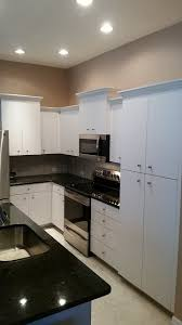 Kitchen Cabinet Laminate Refacing Inspiration Cabinet Refacing Pictures Before After Kitchen Facelifts