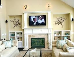 fireplace decorating ideas for summer wall mount electric above design pictures art decor home desi