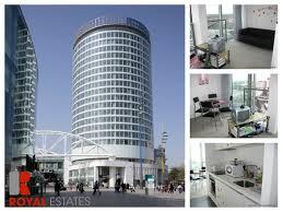 Attractive Image Of 1 Bedroom Studio Flat To Rent In New Street Birmingham B2 At The  Rotunda ...