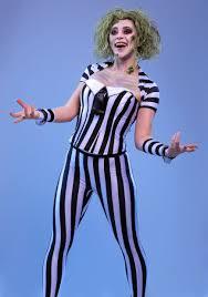 beetlejuice makeup and costume