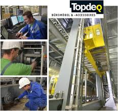 topdeq office furniture. Companies Like Topdeq, The Pfungstadt-based Office Furniture Supplier, Rely On Proven Full-service Concept Offered By Kardex Mlog! Topdeq