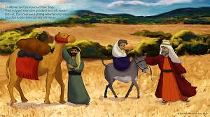 I like that the sheets are one sided so that i. Genesis Series Abraham And Sarah Fishnet Bible Stories
