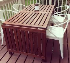 outdoor dining furniture ikea. ÄpplarÖ drop-leaf table with white chairs outdoor dining furniture ikea a