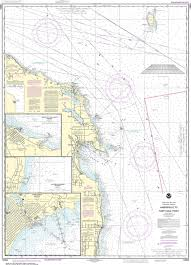 Noaa Nautical Chart 14864 Harrisville To Forty Mile Point Harrisville Harbor Alpena Rogers City And Calcite